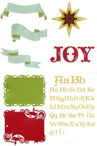 Be Splendid! I got my Christmas Cards done!
