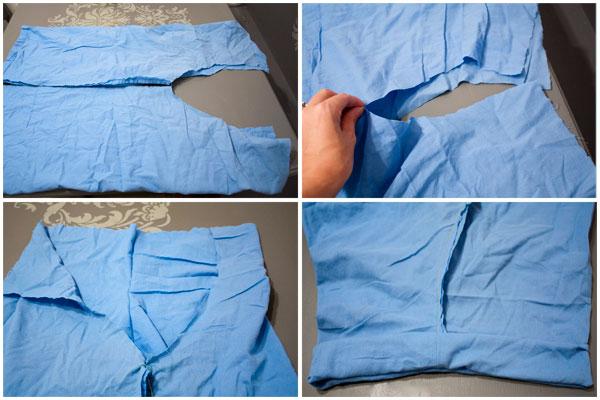 Making the World Cuter-Sewing Sheets into Pajama Pants