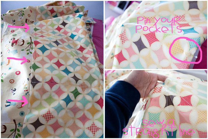Make Pockets