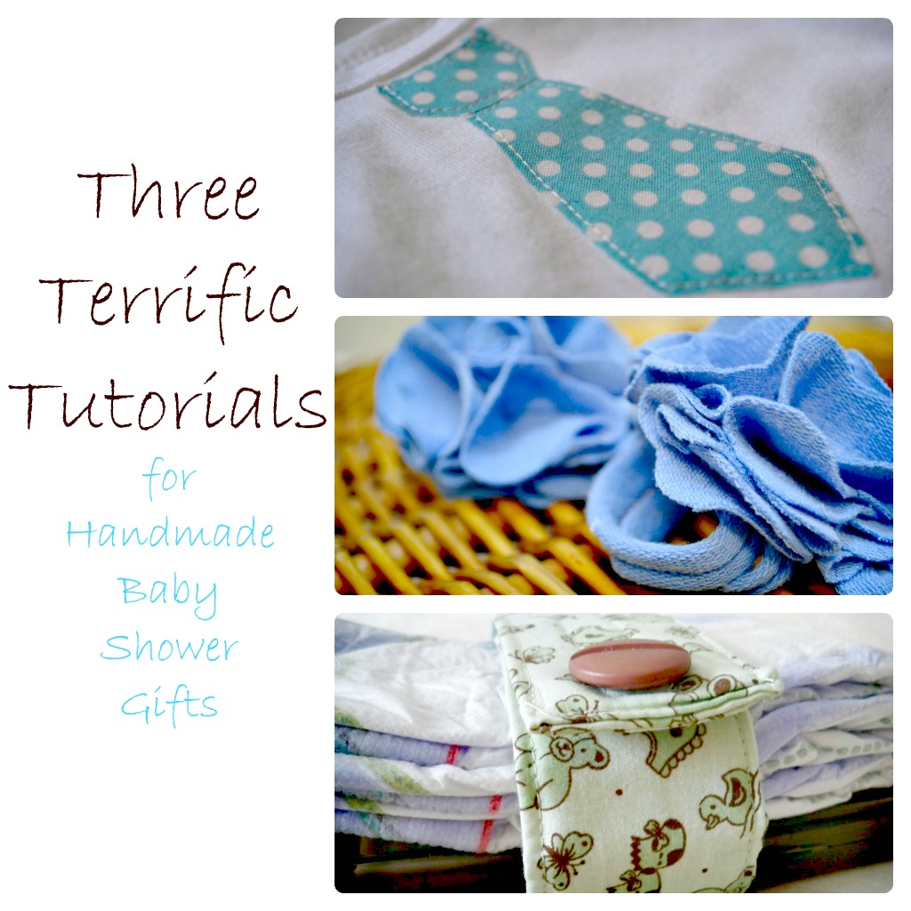 3 Cute Baby Shower Gift Ideas