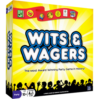 Wits & Wagers Game