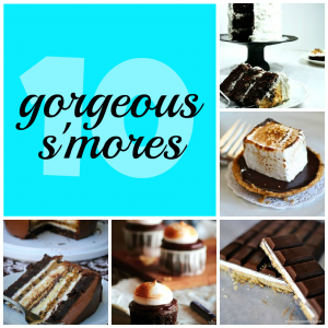 10 Gorgeous S'mores Recipes