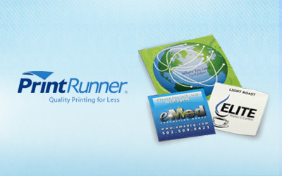 Print Runner Stickers