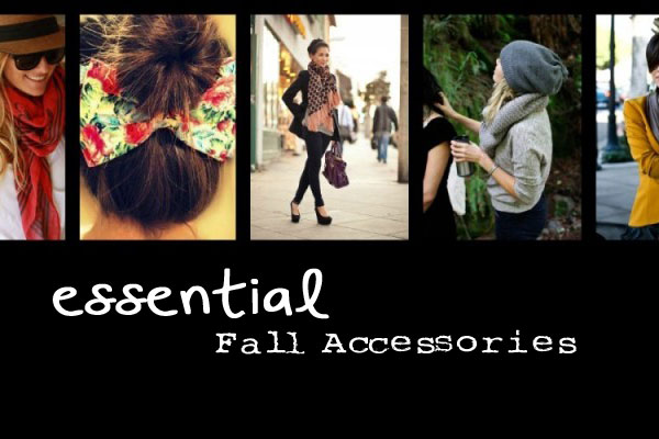 A ton of cute fashion accessories to make Fall that much cuter
