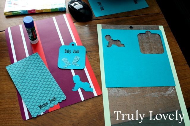 scrapbook gift tags and cards