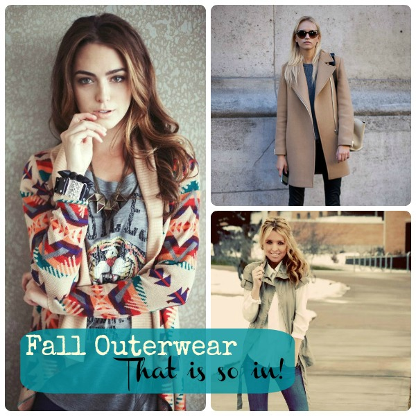Fall Outerwear style board