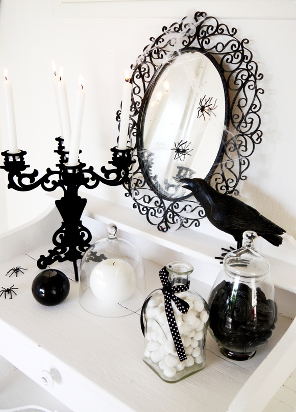 Pretty Halloween Decorating Ideas