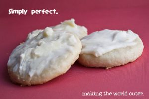 The Best Sugar Cookies in the World | Cookie and Frosting Recipe