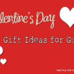 Valentine's Day Gift Ideas for Guy's