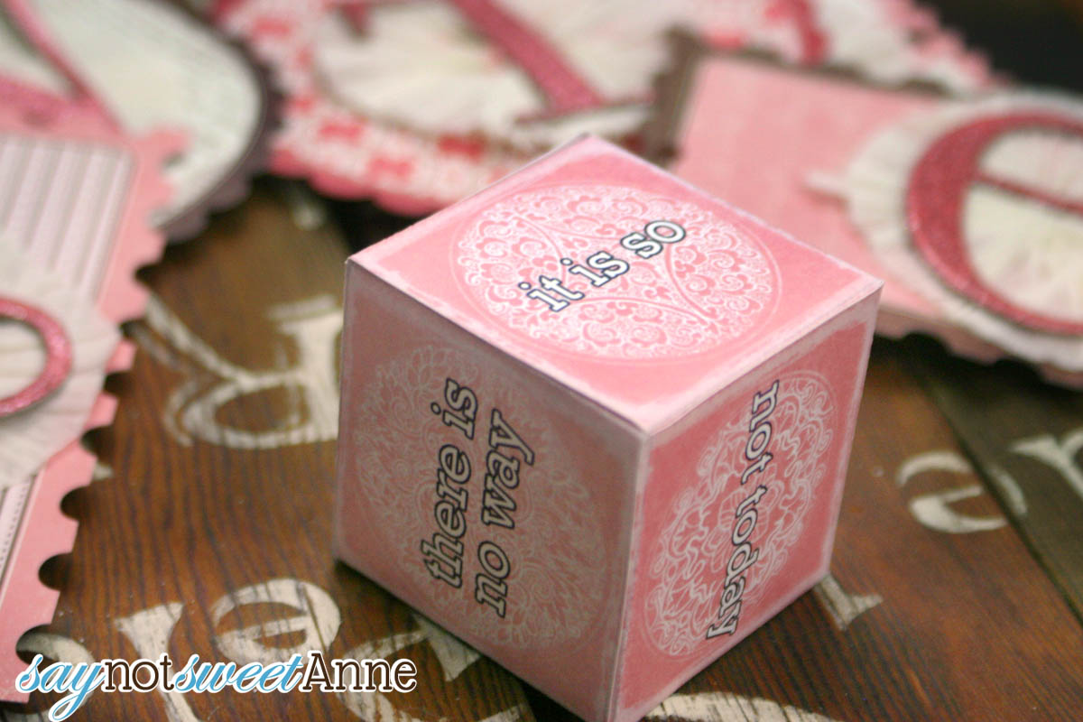 Cupid Dice at Making the World Cuter
