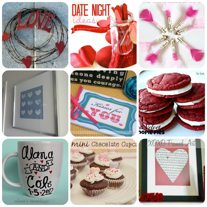Valentine's Day Ideas | Making the World Cuter Monday