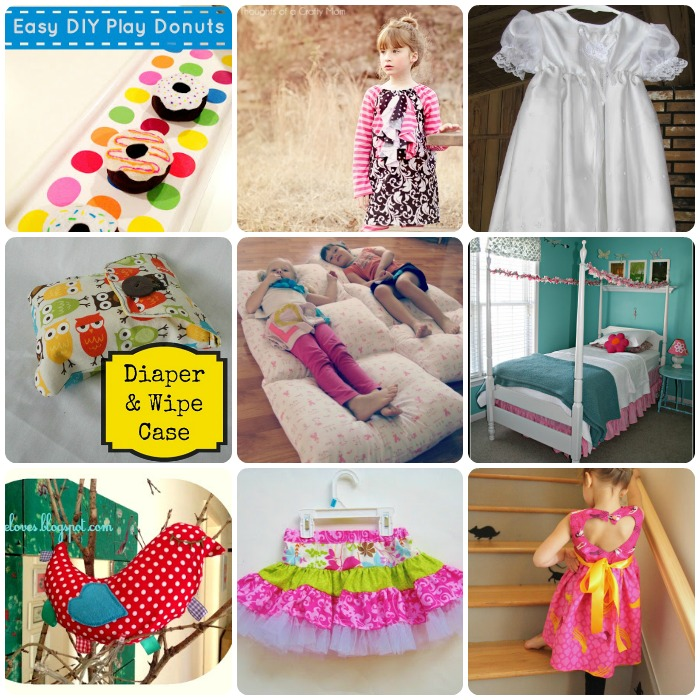 Cute Sewing Projects Tutorials