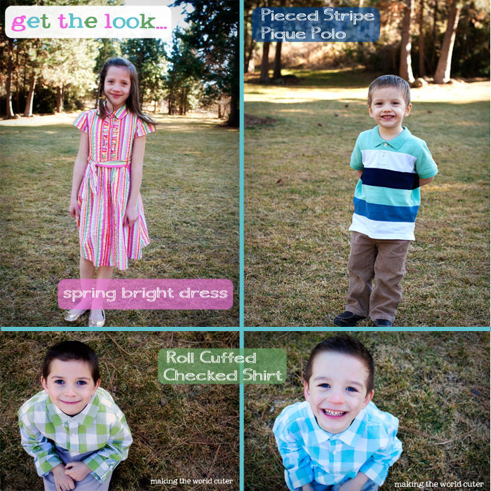 Spring Clothing for Kids