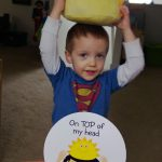Teaching Positional Words to Toddlers with ThinkFun's Hello Sunshine Game