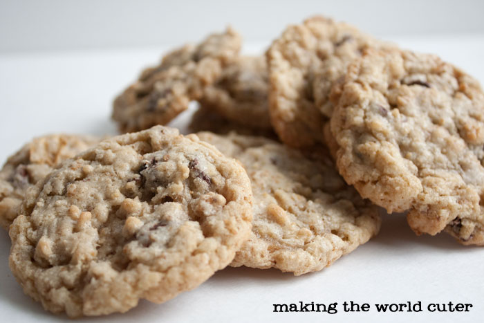 Cereal Cookies Recipe
