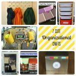 7 Cute Organizational Crafts