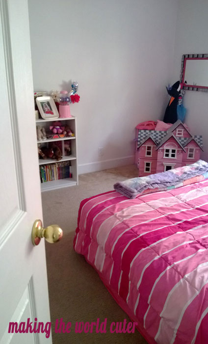 Spring Cleaning Kids Bedrooms