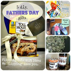 5 Cute Father's Day Gifts