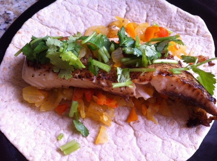 Healthy fish tacos recipe for Taco bell fish tacos
