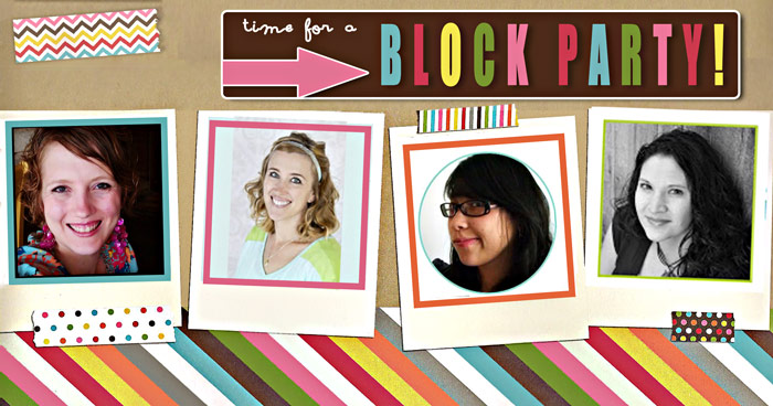 Fun Halloween Inspiration and Block Party