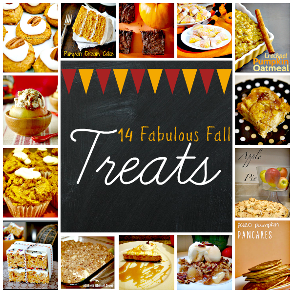 14 Recipes for Fall