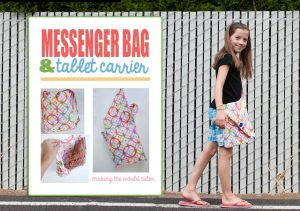 Messenger Bag and Tablet Carrier Tutorial