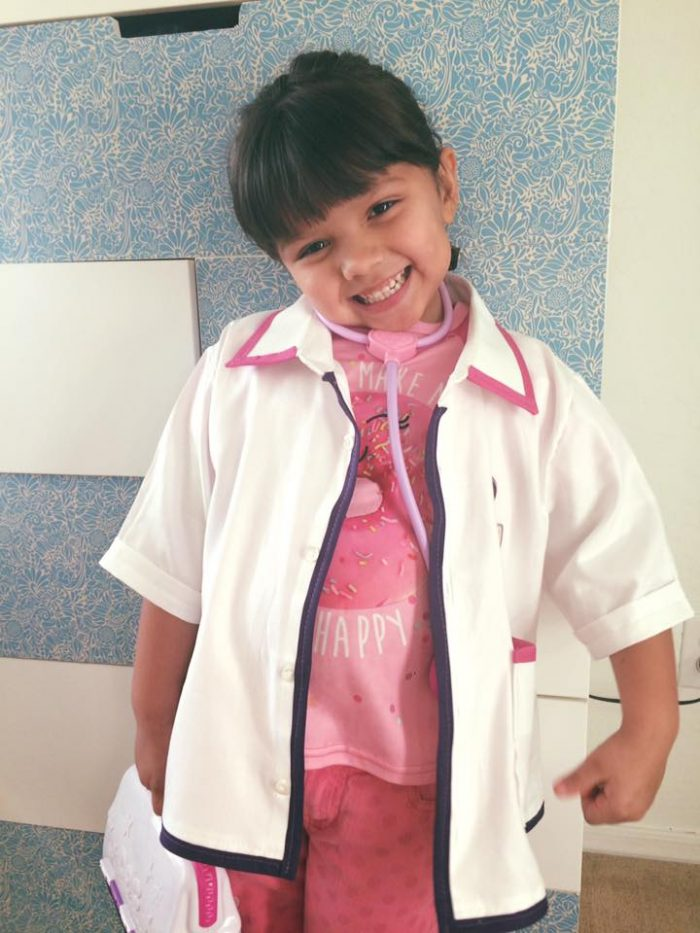 Diy childrens doctor costume childrens doctor costume diy doc mcstuffins solutioingenieria Images