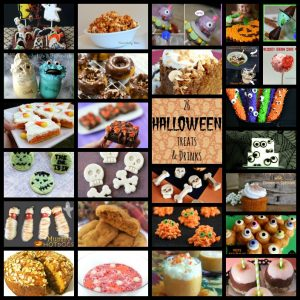 26 Halloween Treats and Drinks to bring to a party. | Making the World Cuter