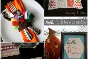 Ideas for fall crafts | Making the World Cuter