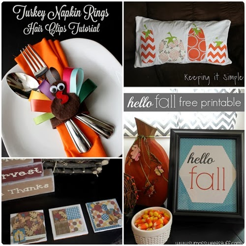 Fall Ideas | Block Party #11