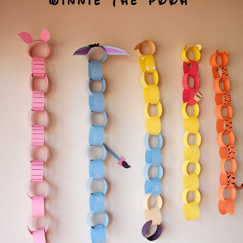 Winnie the Pooh Disneyland Countdown
