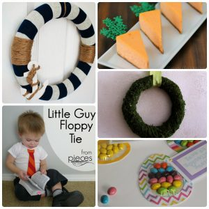16 Easter and Spring Crafts