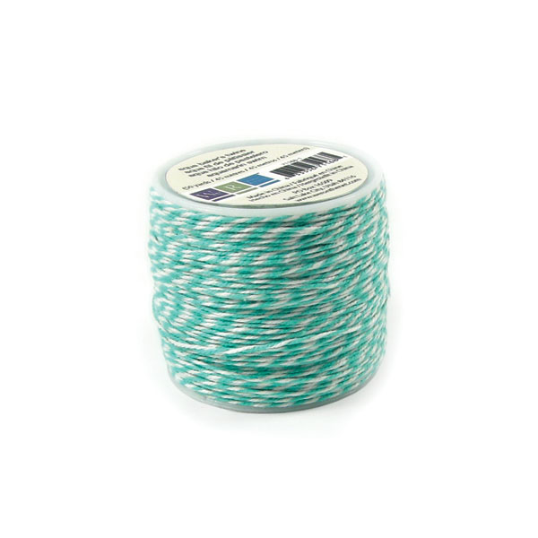 We R Memory Keepers Bakers Twine in Aqua