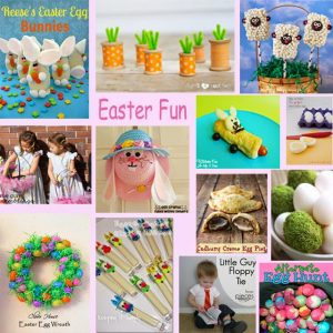 Easter Fun Ideas! Crafts and Foods. Making the World Cuter
