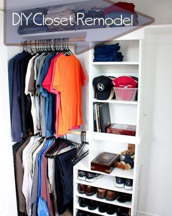 Making the World Cuter DIY Closet Organizer makingtheworldcuter.com