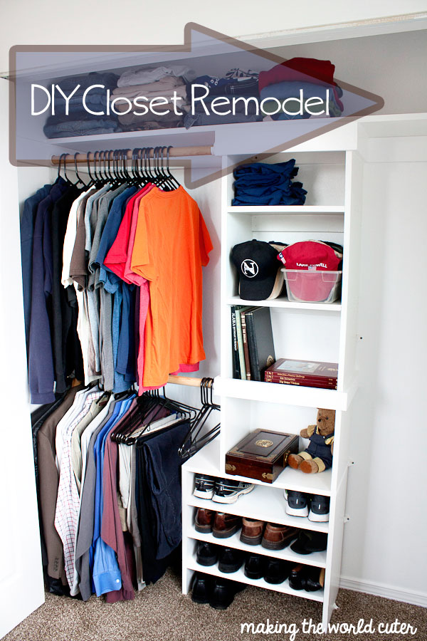Marvelous Closet Designs Diy