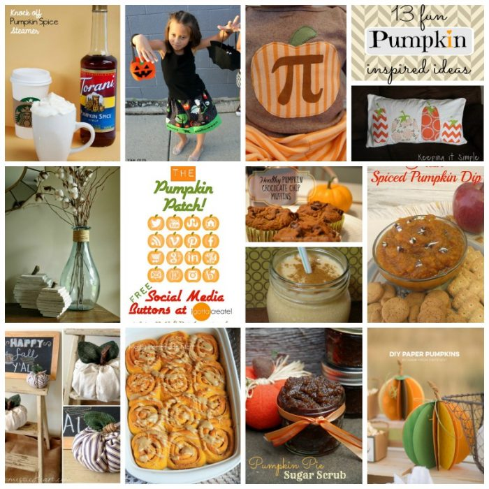 13 Fun Pumpkin Inspired Ideas
