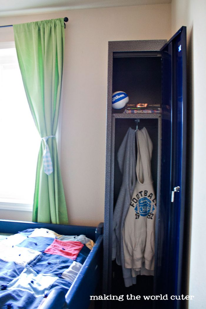 steel storage locker for bedroom