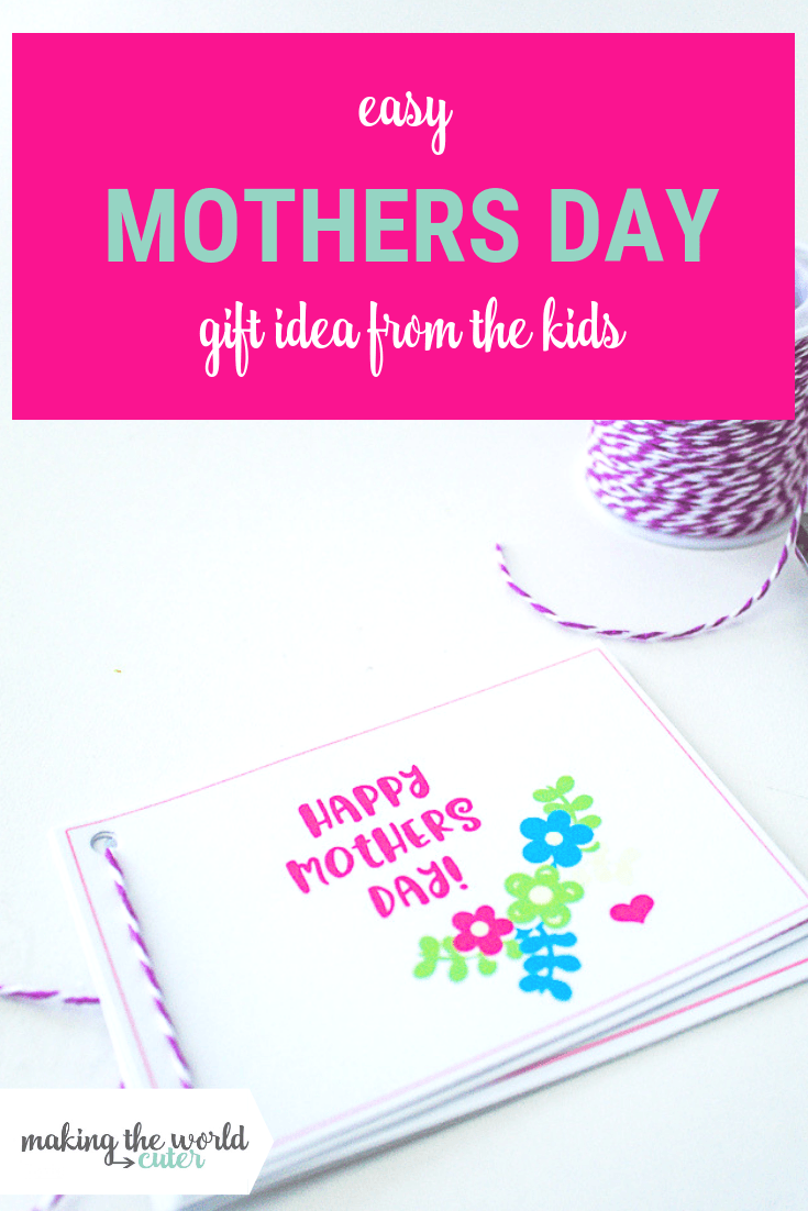 MOTHER'S DAY COUPONS