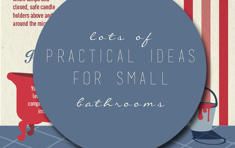 Practical Ideas for Small Bathrooms