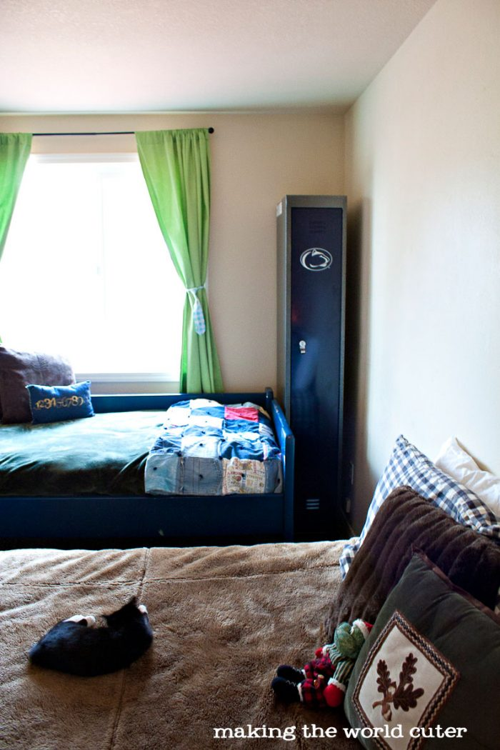 Steel Storage Locker for Bedroom