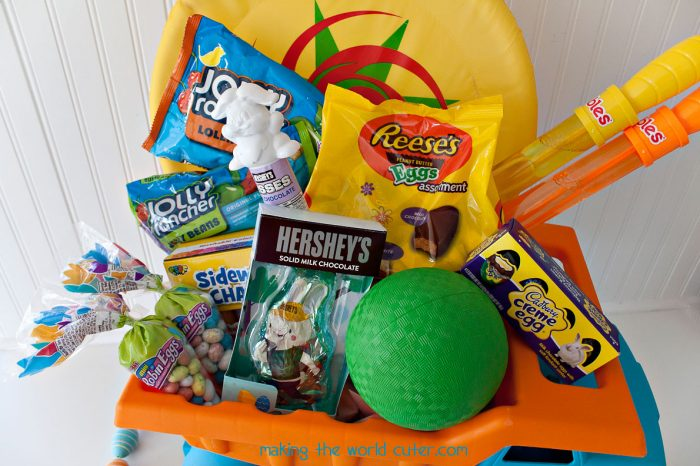 How to create fun and unique easter baskets for boys creating cute and unique easter baskets for boys this dump truck one is so cute negle Image collections