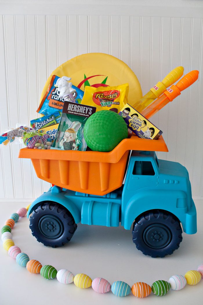 how to create fun and unique easter baskets for boys