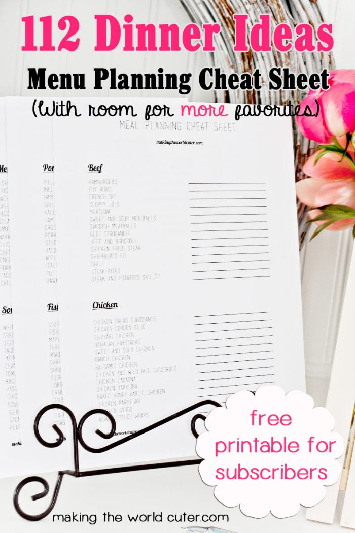 http://makingtheworldcuter.com/wp-content/uploads/2015/05/Menu-Cheat-Sheet-700x1050.jpg