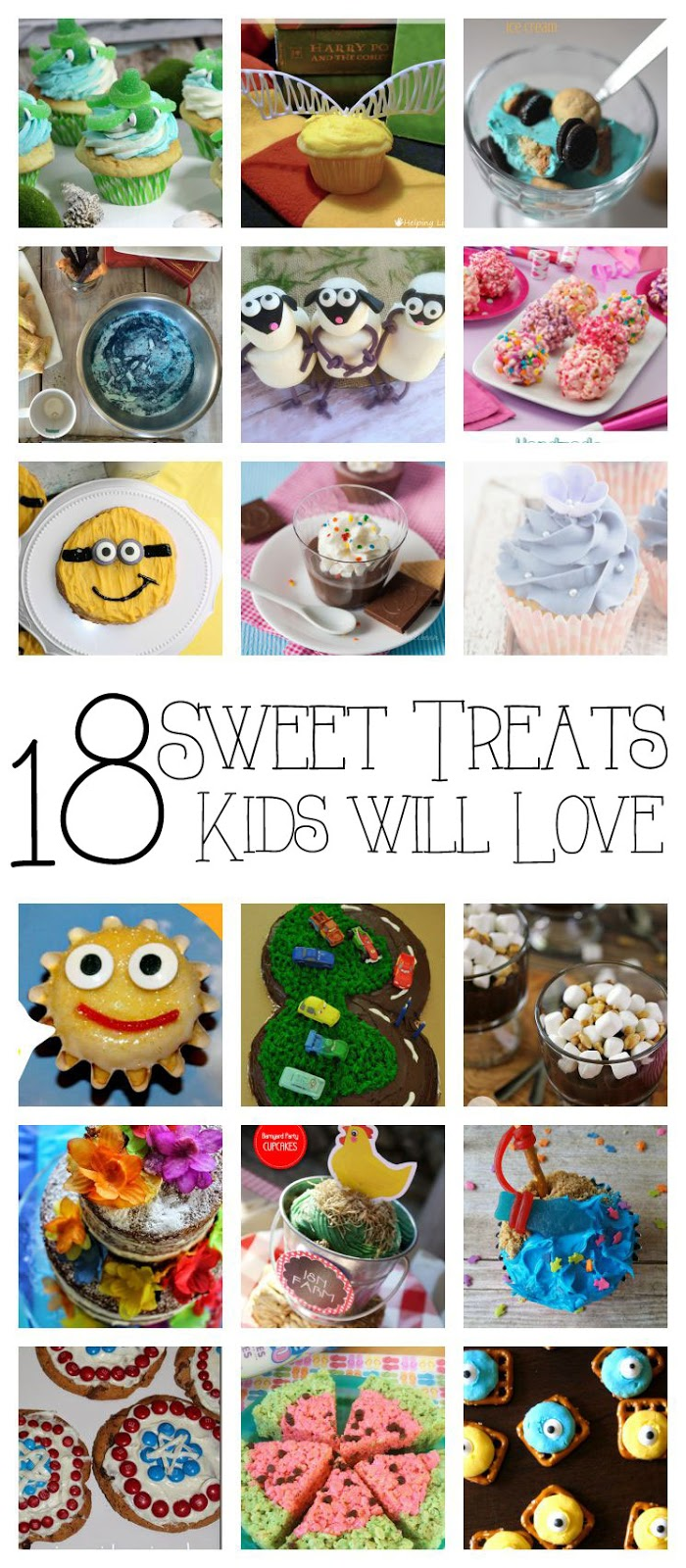 18 Desserts for Kids