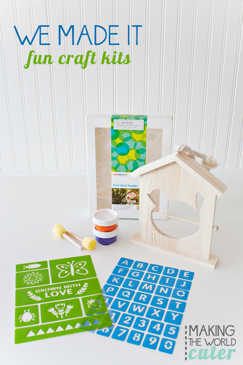 Fun We Made It Kits by Jennifer Garner