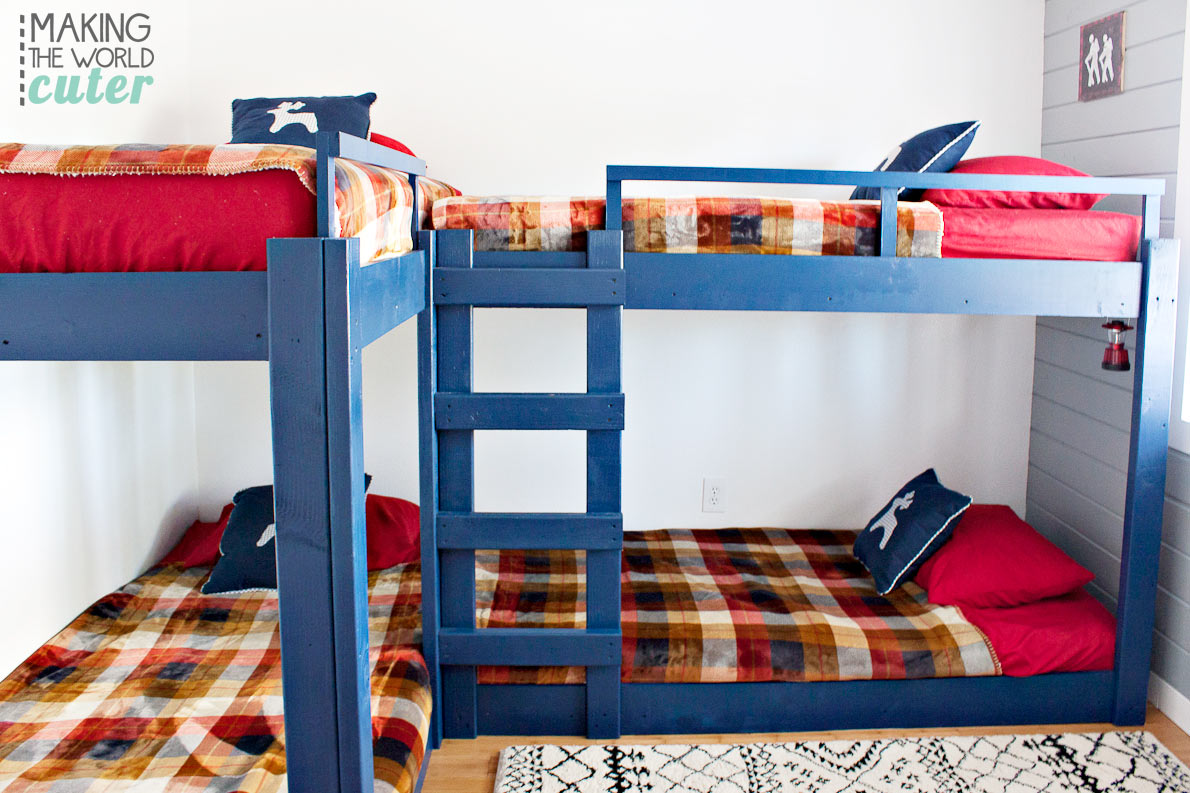 Boys-Lodge-Style-Bunk-Room