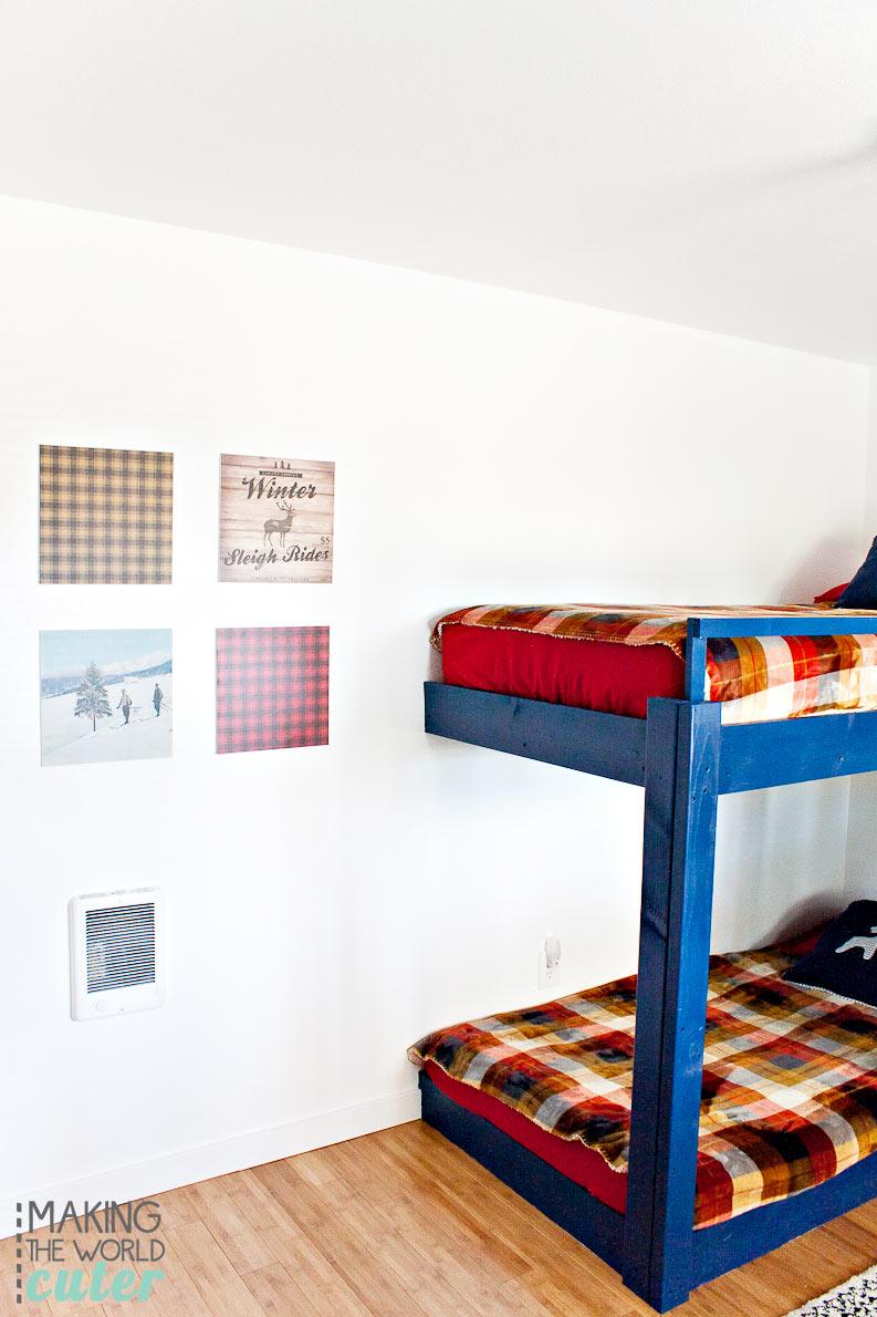 Cute-Bunk-Room