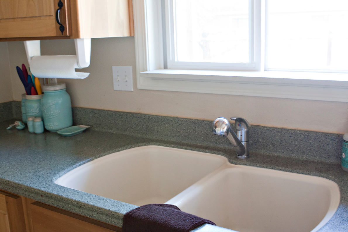 Whole Kitchen Faucets Easy Kitchen Revamp