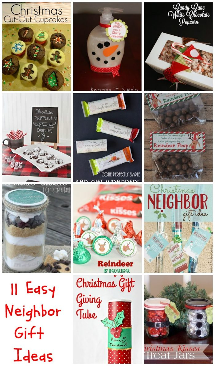11 Neighbor Gift Ideas
